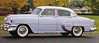 50s automobiles