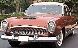 1954 Kaiser cars