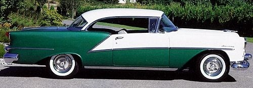 1954 Oldsmobile Ninety-Eight