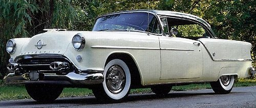 1954 Oldsmobile Ninety-Eight Holiday