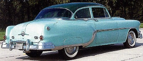 Pont Chiefton Xtra on 1955 plymouth cars