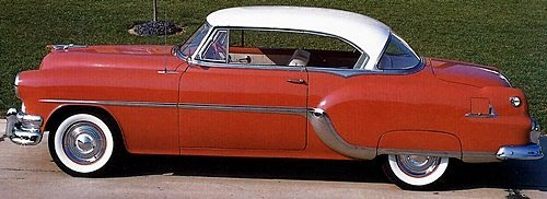 1954 Pontiac Chiefton Eight Custome Catalina
