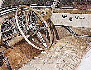 1950s Cars Pontiac