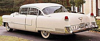 1950s luxury cars