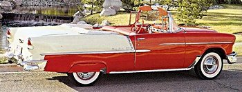 1950s Chevy Belaire