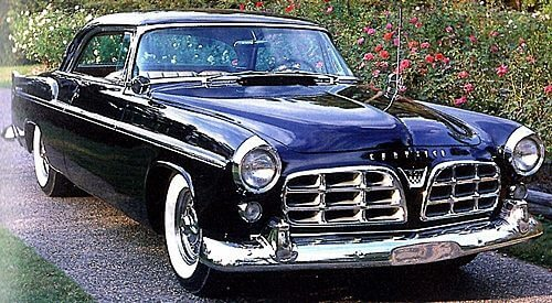 Chrysler 300 history and gallery