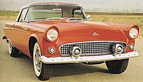 1955 Ford Thunderbird (T-Bird)