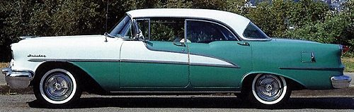 1955 Oldsmobile Ninety-Eight Holiday