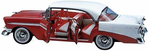 1956 Chevrolet Sport Sedan