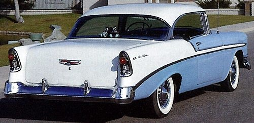 1950s Cars Chevrolet Photo Gallery Fifties Web
