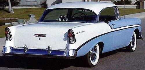 50s classic autos