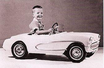 1950s Cars -Chevrolet 1955-59 corvette