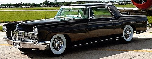 1952 Lincoln Continental Custom