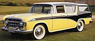 50s vintage cars