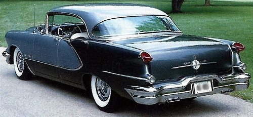 1956 Oldsmobile Ninety-Eight Holiday