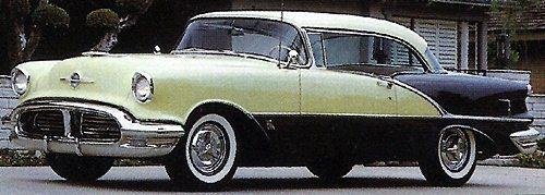 50s classic automobiles