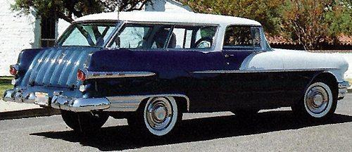 50s Pontiacs