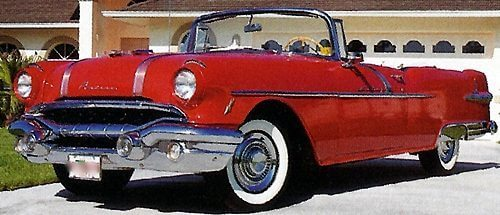 1956 Pontiac Custom Catalina Convertible