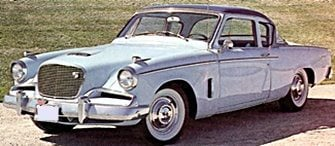 1950's Classic Cars