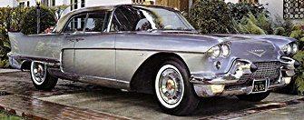 1950s vintage cars