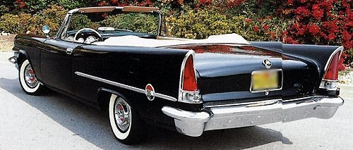 1957 Chrysler 300-C