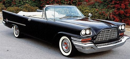 1950s classic automobiles