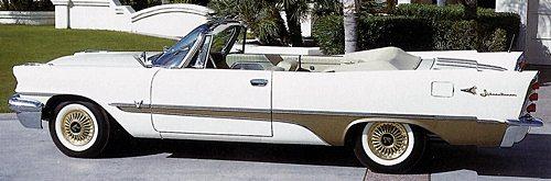1950s vintage automobiles