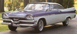 1957 Dodge car