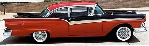 50s autos