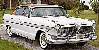 fifties cars