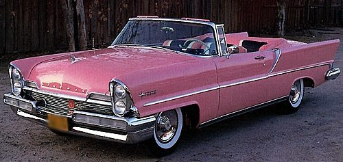 1950s Cars Lincoln Mercury Photo Gallery