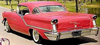 50s classic Oldsmobile