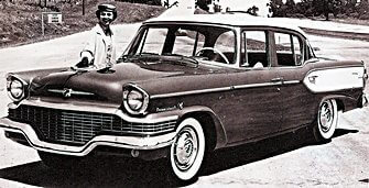 1950's Vintage Cars