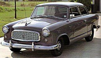 1950s AMC Rambler
