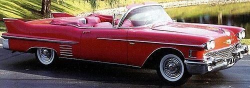 50s Cadillacs
