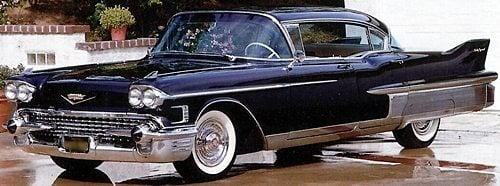 1958 Sixty Special