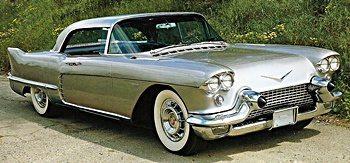 1950s Cars - Cadillac 1955-59 | Fifties Web