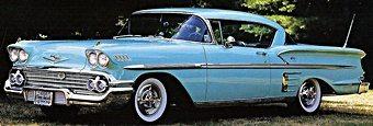 1950s vintage autos