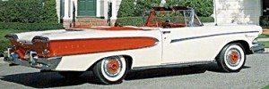 1950s Cars – Edsel
