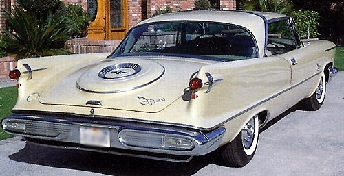 1950s Cars - Chrysler - Photo Gallery | Fifties Web