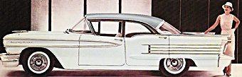 1950s GM cars