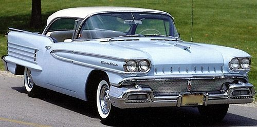 50s American Automobiles