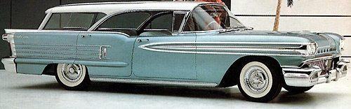 1958 Oldsmobile Fiesta Wagon