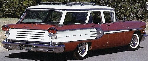 1950s Cars Pontiac Photo Gallery