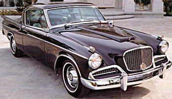 1950's Studebakers