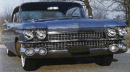 Bel Air Car >> 1950s Cars - Cadillac - Photo Gallery | Fifties Web