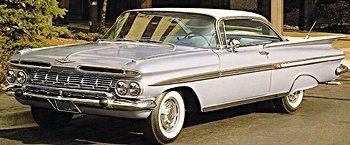 1950s Chevy Impala