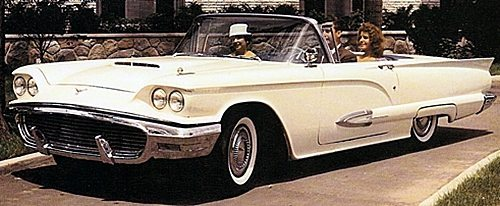 Ford Tbird