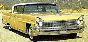 1959 Lincoln car