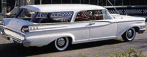 1950s classic Lincoln's